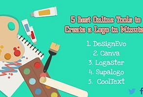 5 Best Online Tools To Create A Logo In Minutes - Tech Strange
