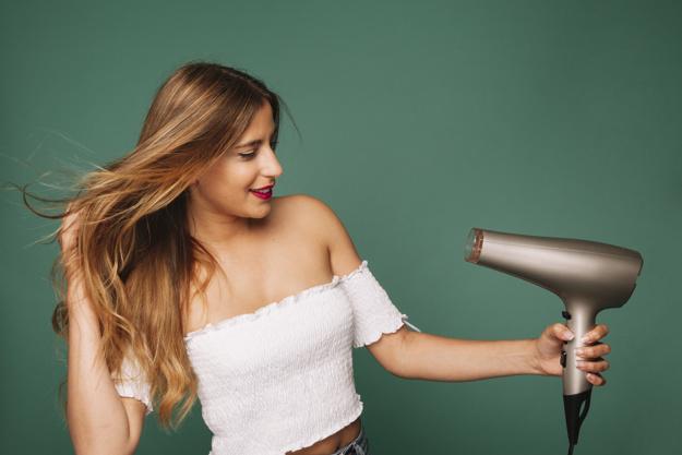 Hair dryer - Tech Strange