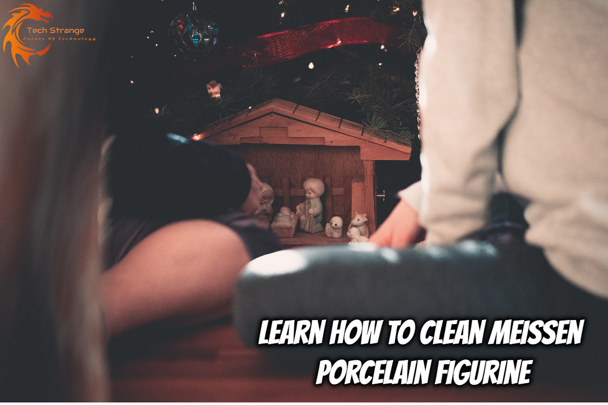 Learn How To Clean Meissen Porcelain Figurine