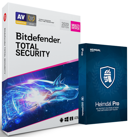 BitDefender Total Protection