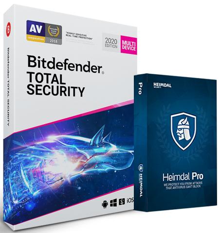 BitDefender Total Protection