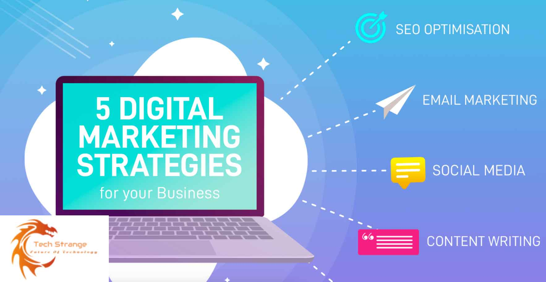 5 digital marketing strategies for after COVID startups business tactics