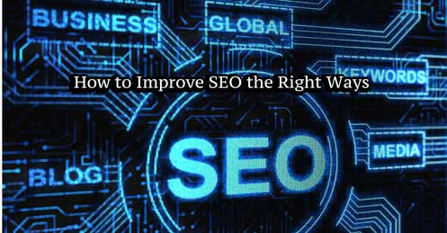 Learning how to improve SEO for your small business