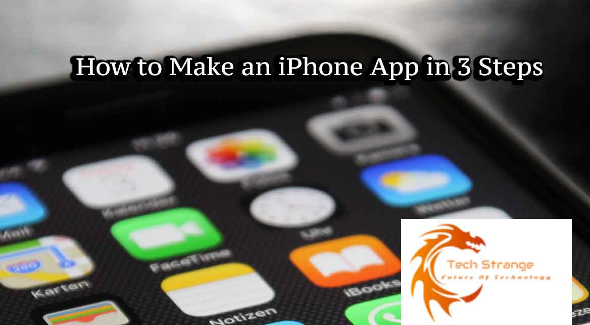 How to Make an iPhone App in 3 Steps