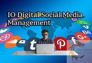 IO Digital Social Media Management