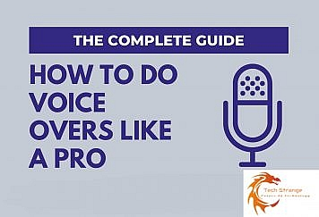 Want To Do A Professional Voice Over? Here Is Your Complete Guide