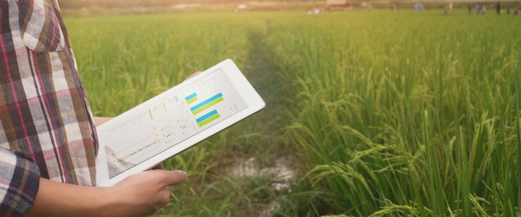 Uses of Big Data in Agriculture