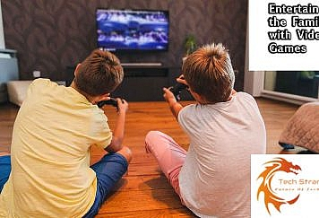 Entertain-the-Family-with-Video-Games