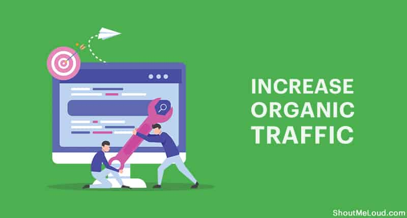 Increase-Organic-traffic