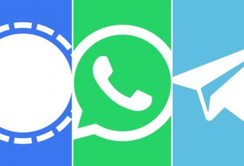 telegram-signal-whatsapp