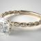 Rule for Radiant Cut Engagement Ring Symbolism