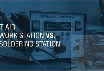 hot-air-rework-station